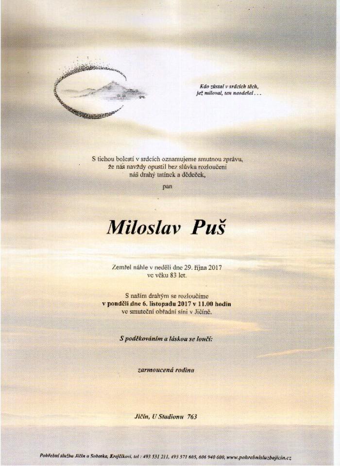 Miloslav Puš