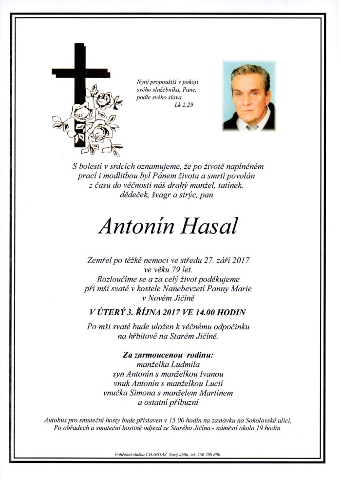 Antonín Hasal