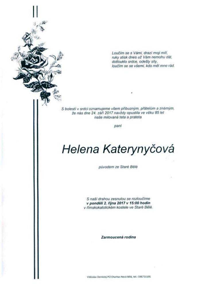 Helena Katerynyčová