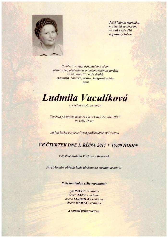 Ludmila Vaculíková