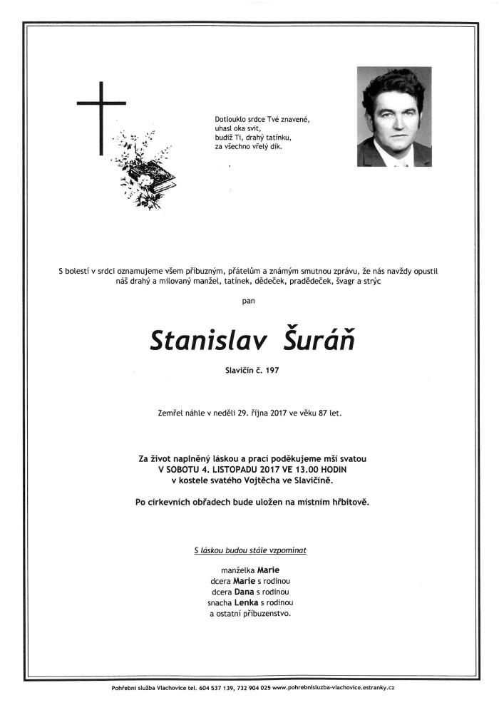 Stanislav Šuráň