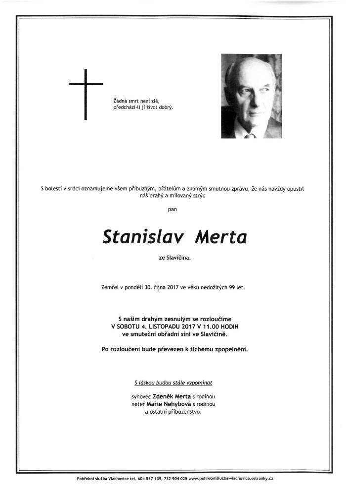 Stanislav Merta