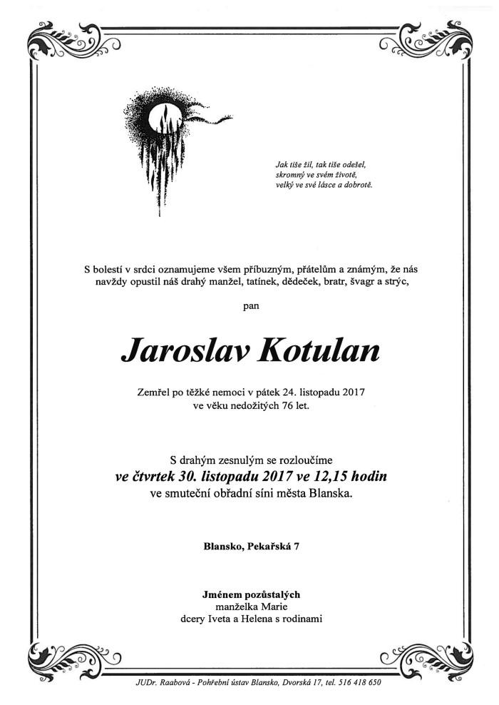 Jaroslav Kotulan