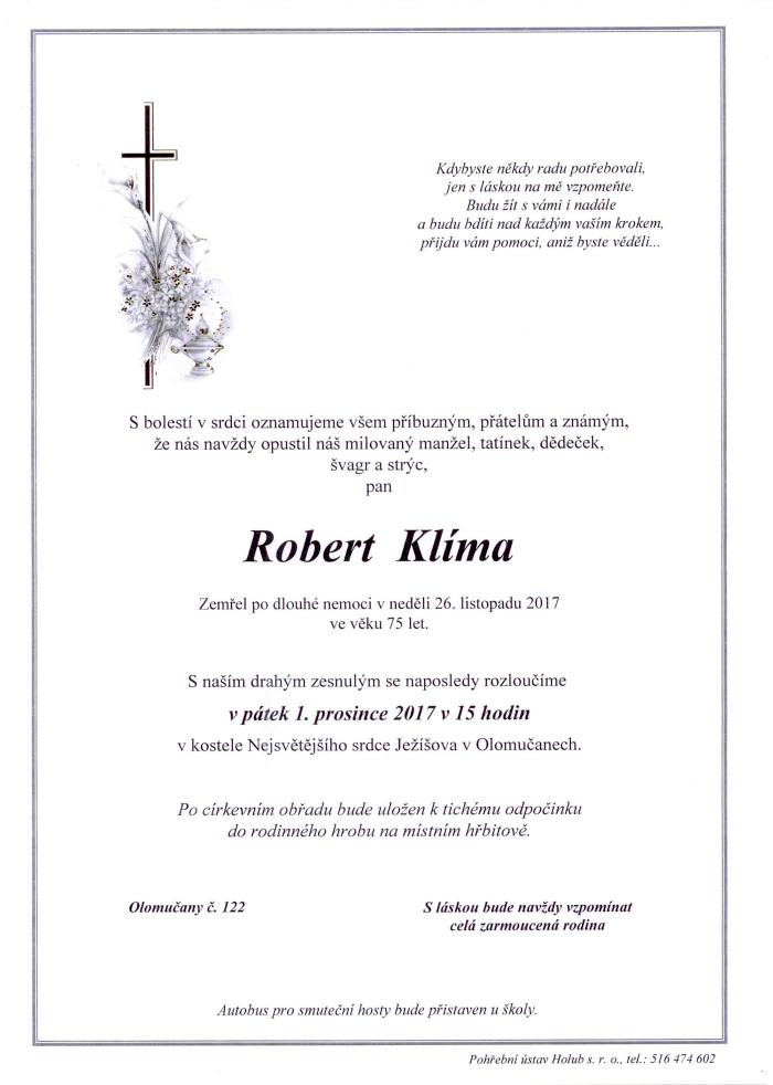 Robert Klíma