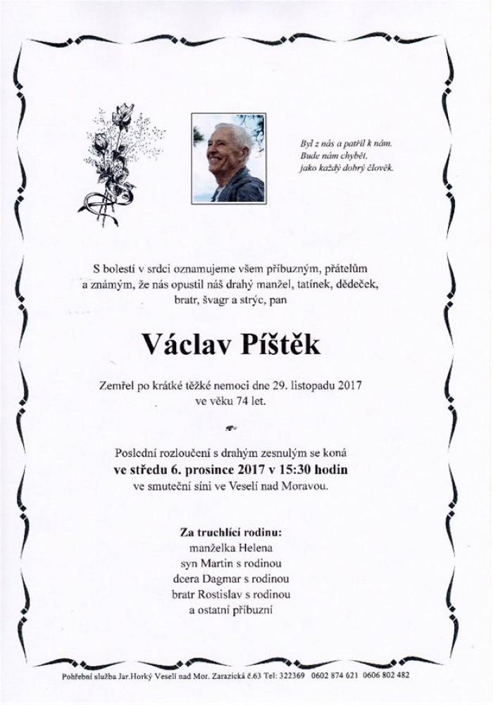 Václav Píštěk