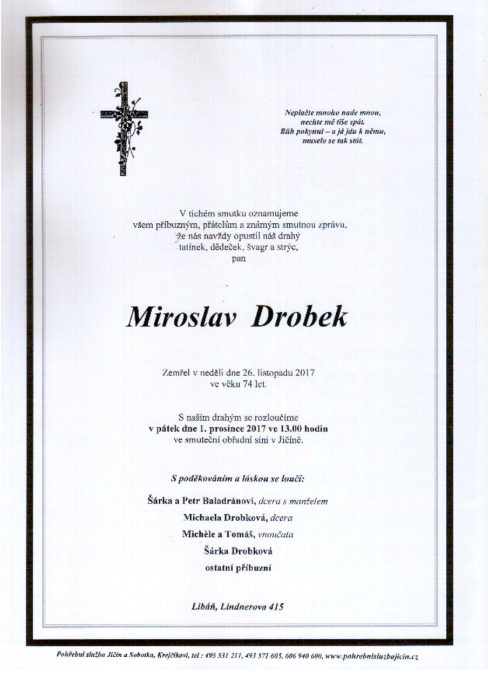 Miroslav Drobek