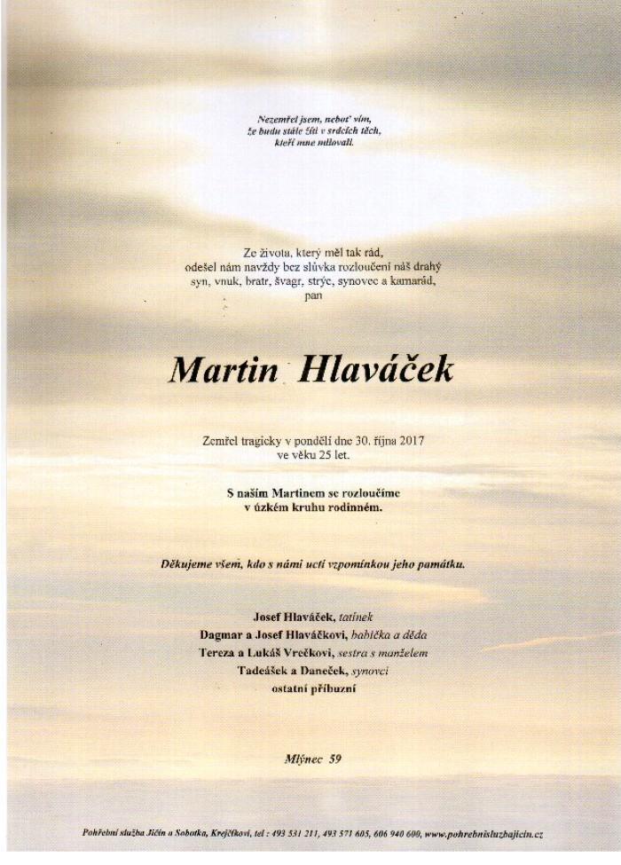 Martin Hlaváček