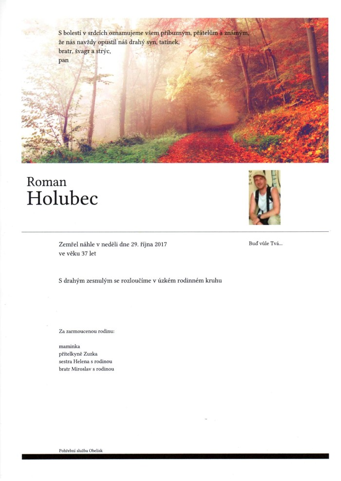 Roman Holubec