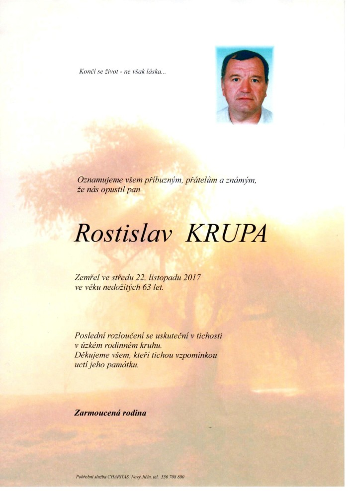 Rostislav Krupa