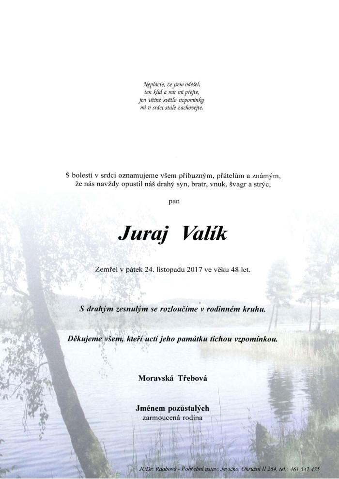 Juraj Valík
