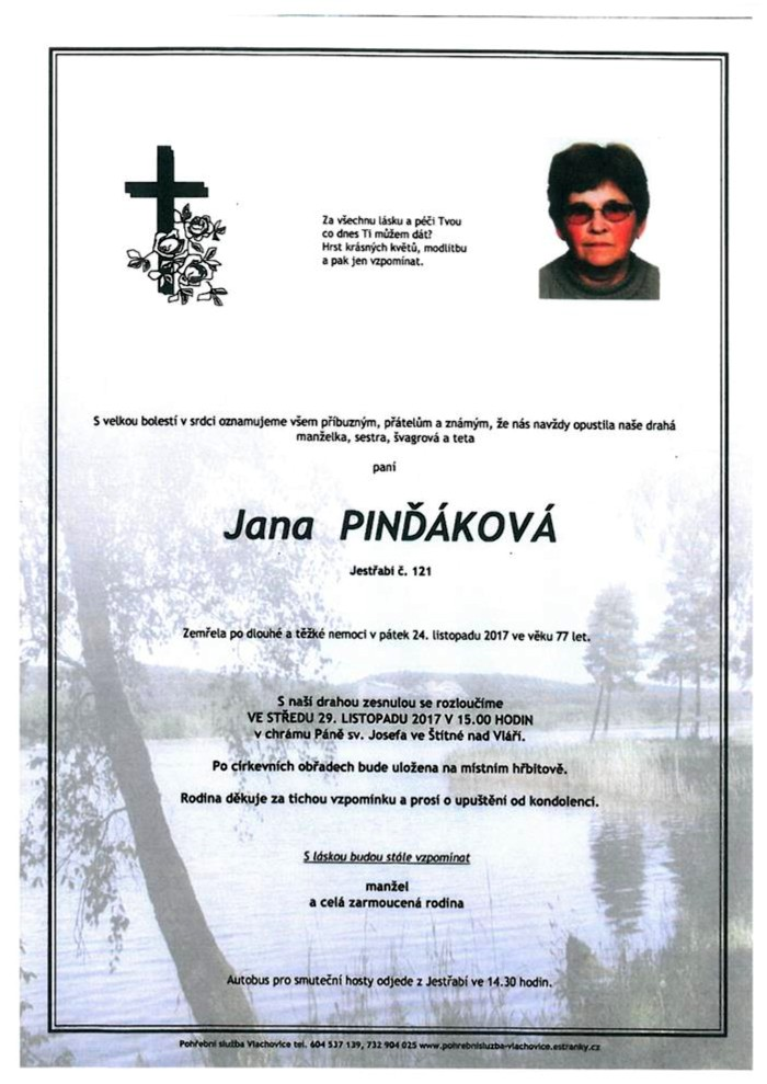 Jana Pinďáková