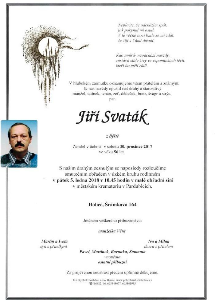 Jiří Svaták