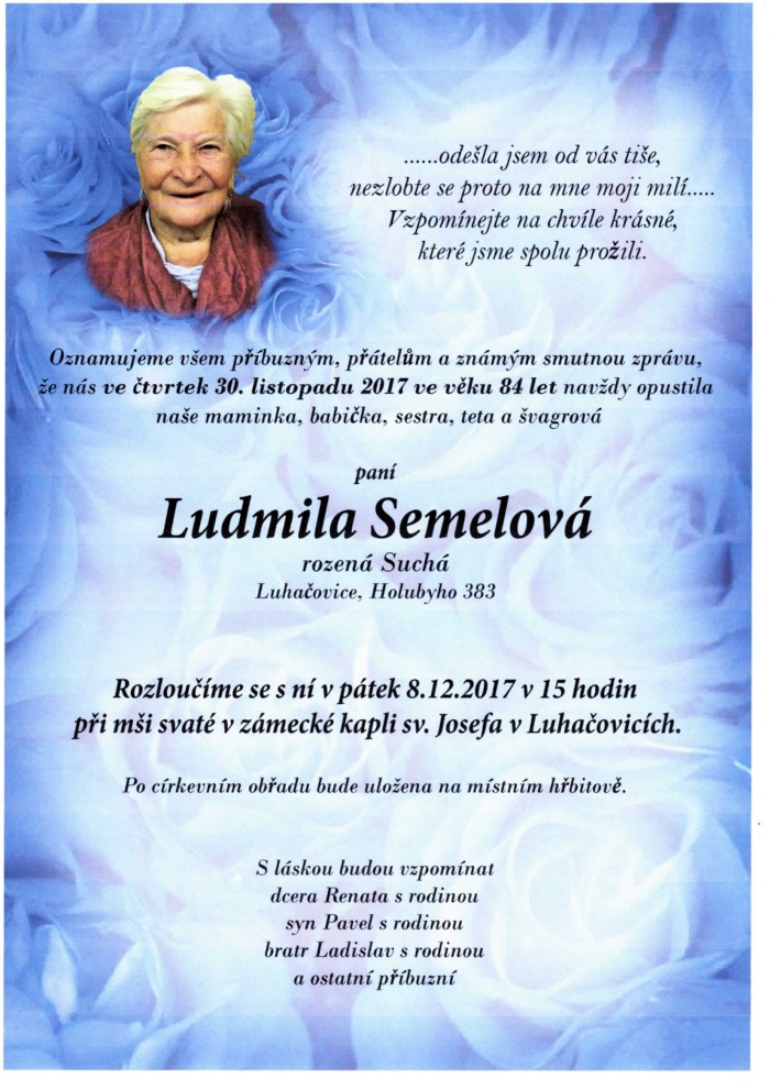 Ludmila Semelová