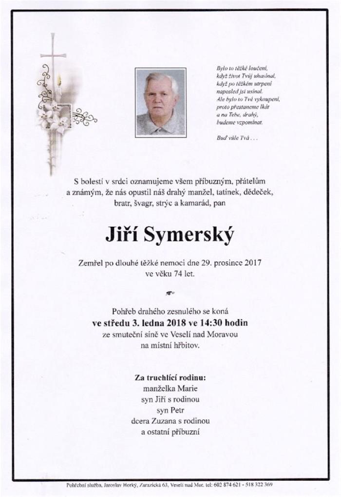 Jiří Symerský