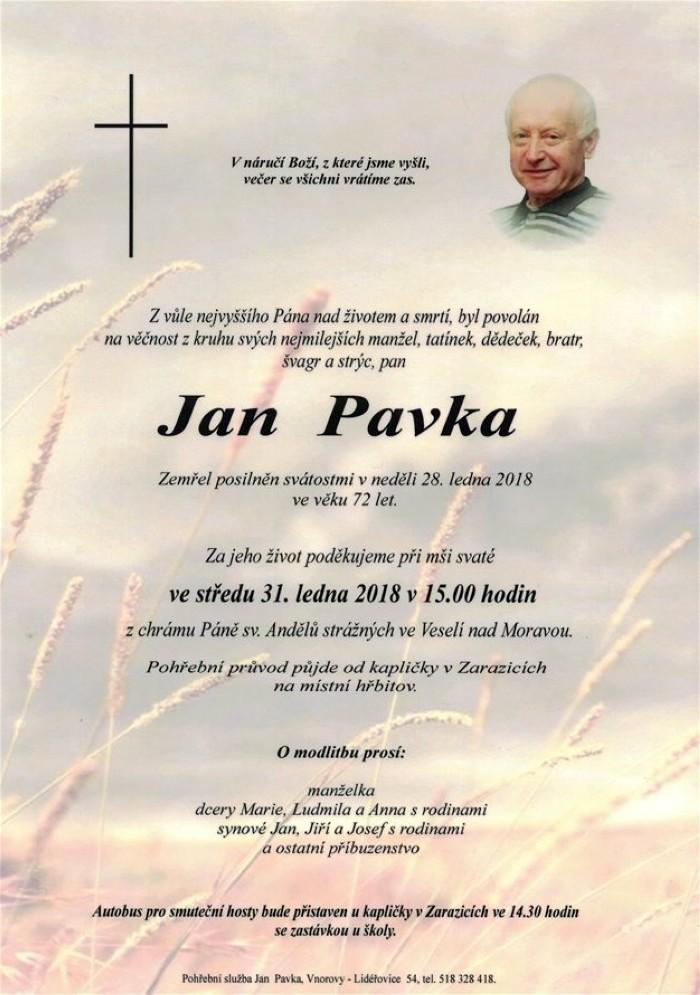 Jan Pavka