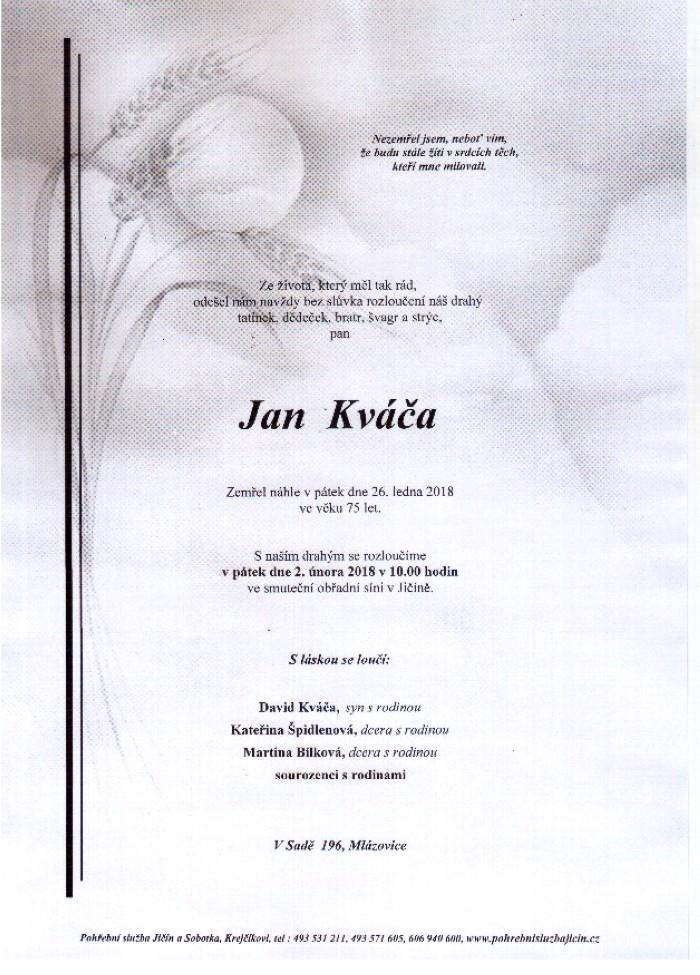 Jan Kváča