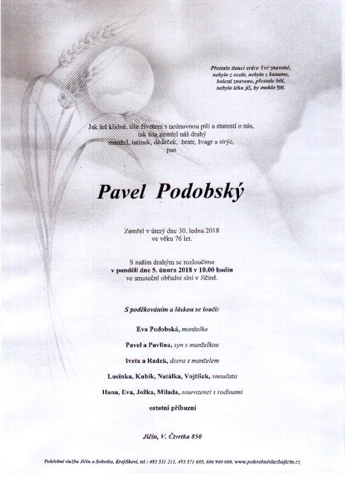 Pavel Podobský