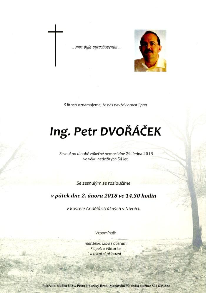 Ing. Petr Dvořáček