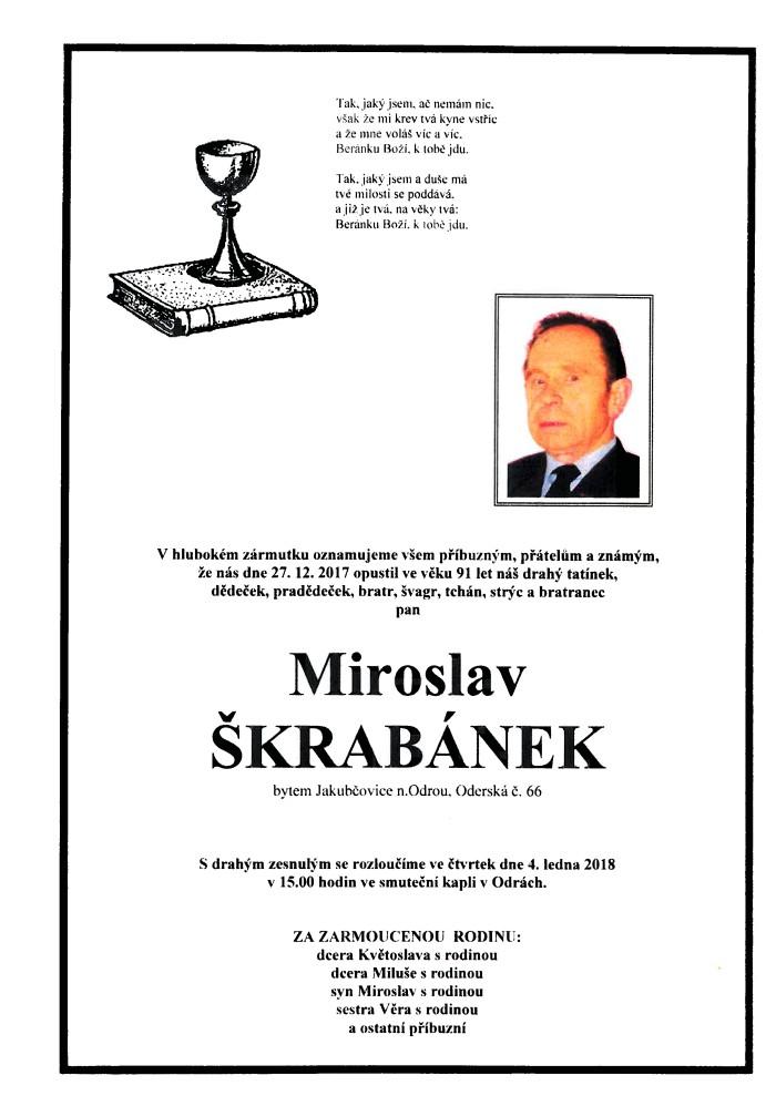 Miroslav Škrabánek
