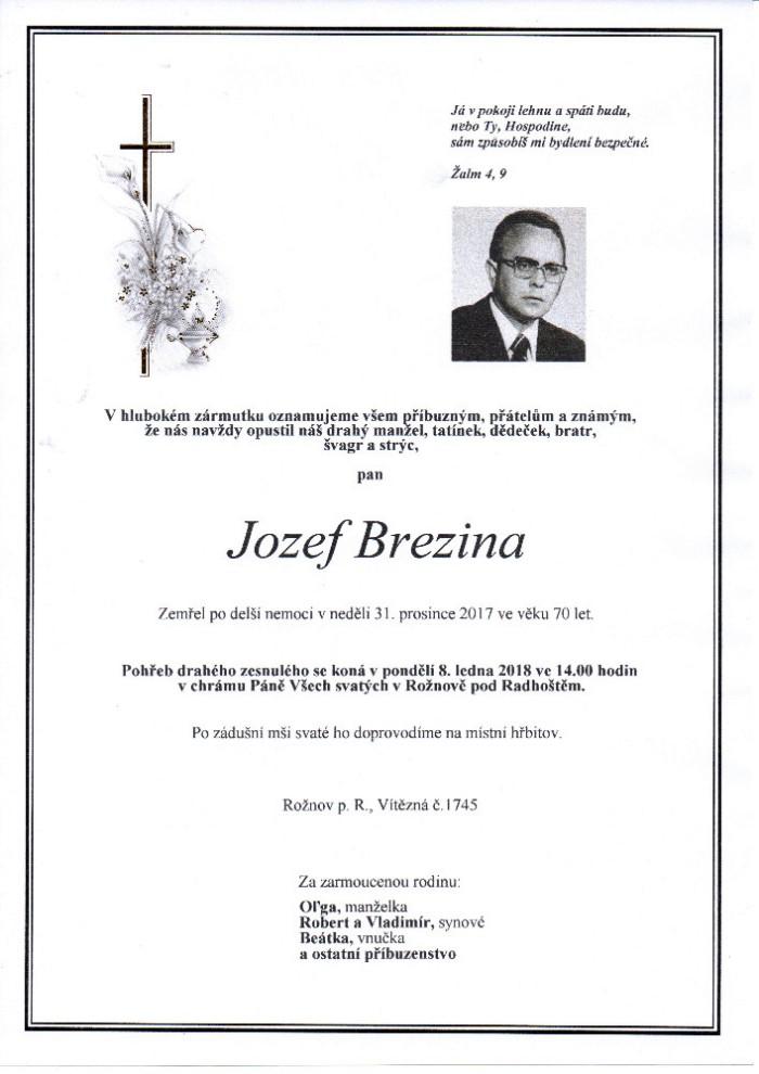 Jozef Brezina
