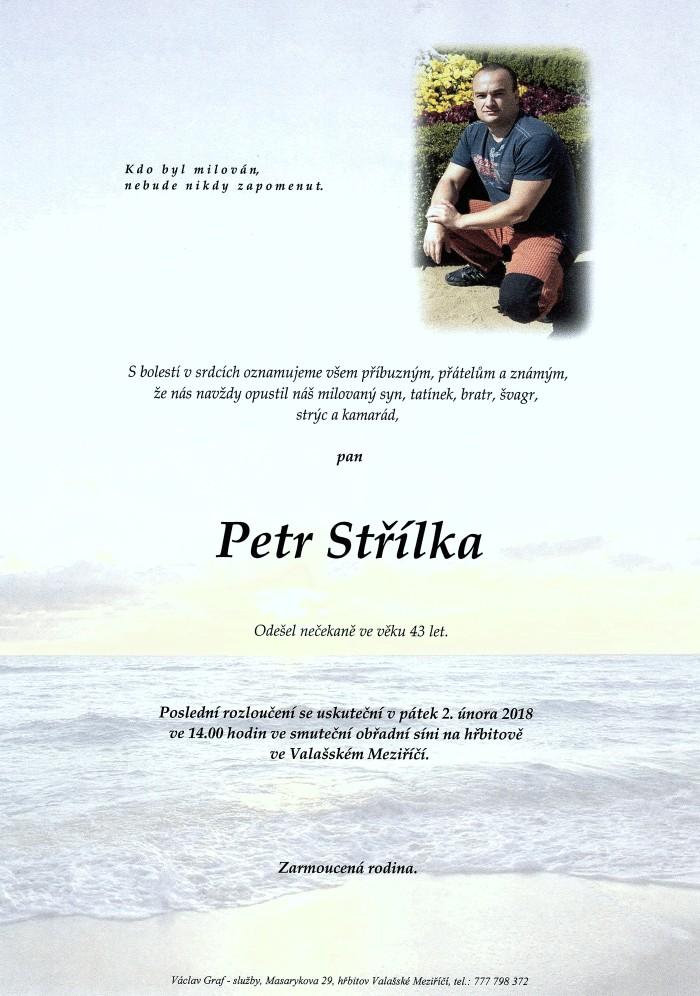 Petr Střílka