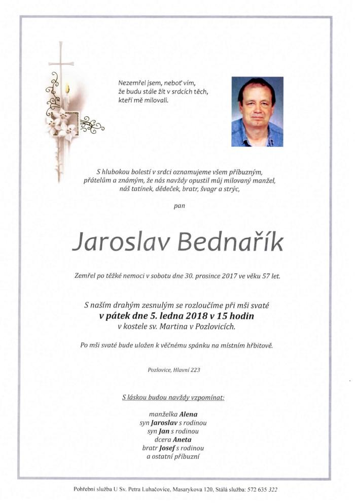 Jaroslav Bednařík