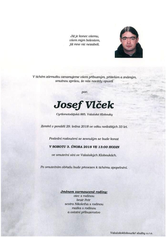 Josef Vlček