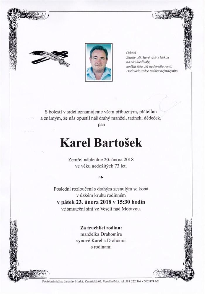 Karel Bartošek