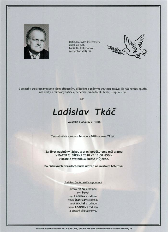 Ladislav Tkáč