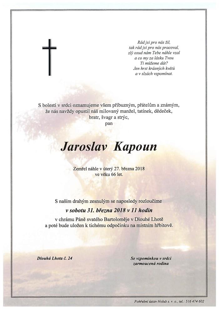 Jaroslav Kapoun