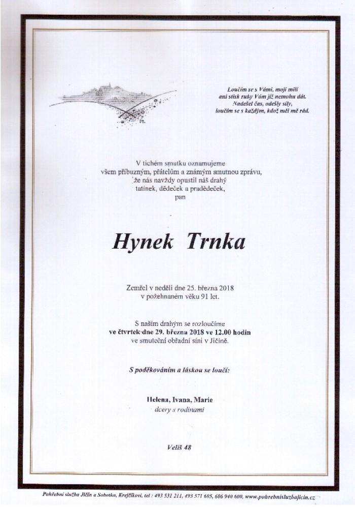 Hynek Trnka