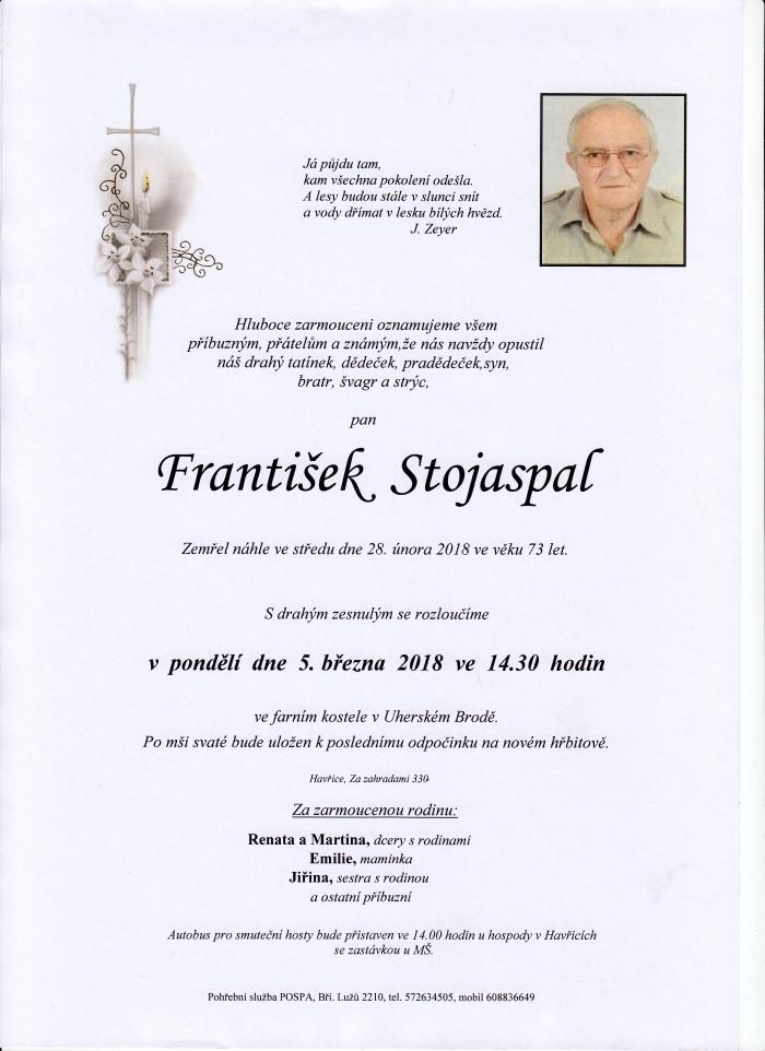 František Stojaspal