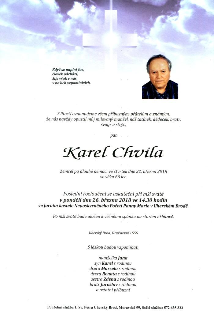 Karel Chvíla
