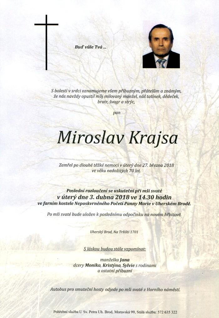 Miroslav Krajsa