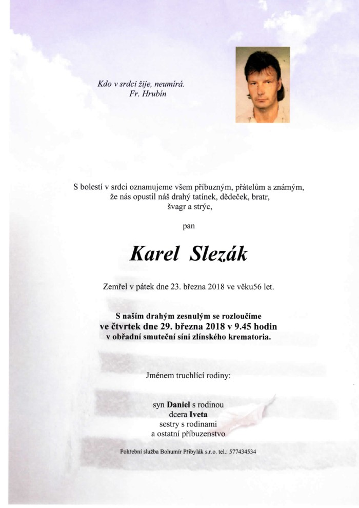 Karel Slezák