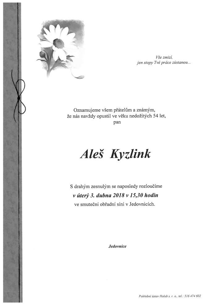 Aleš Kyzlink