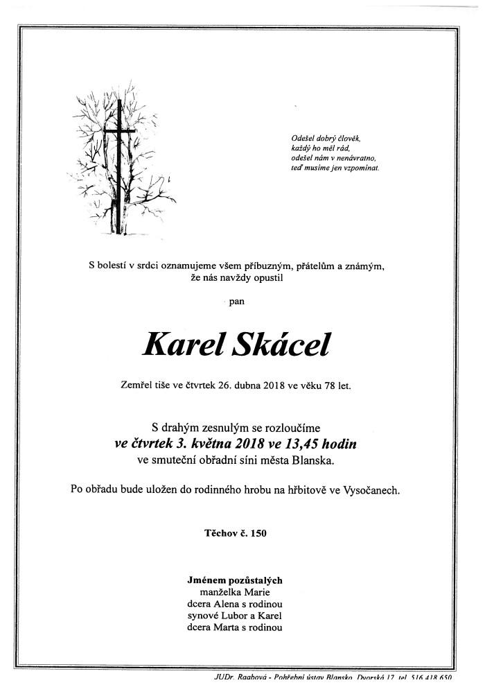 Karel Skácel