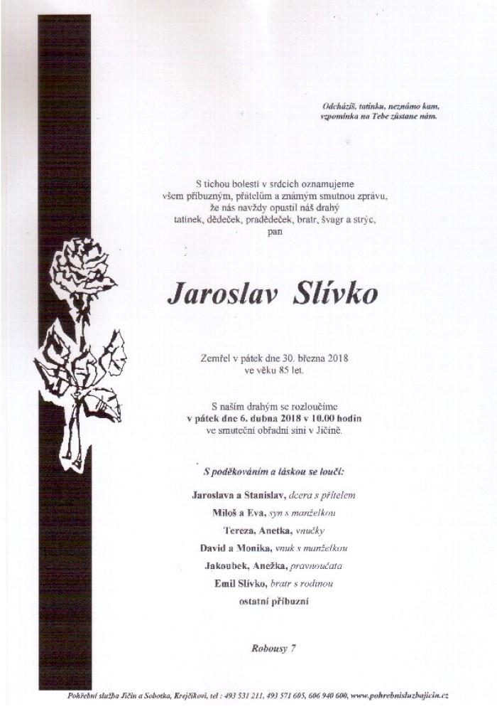 Jaroslav Slívko