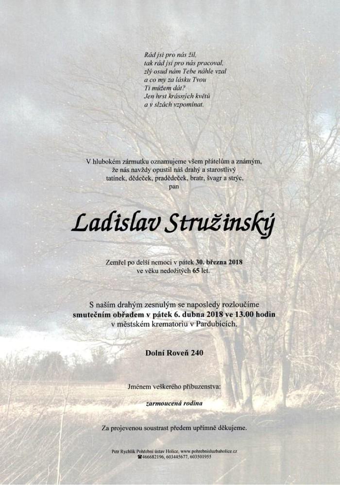 Ladislav Stružinský