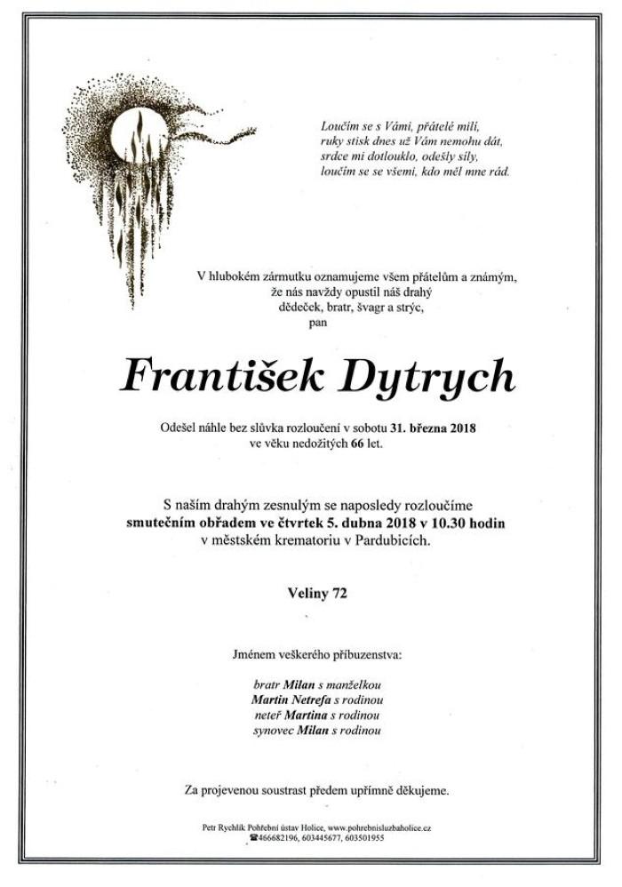 František Dytrych