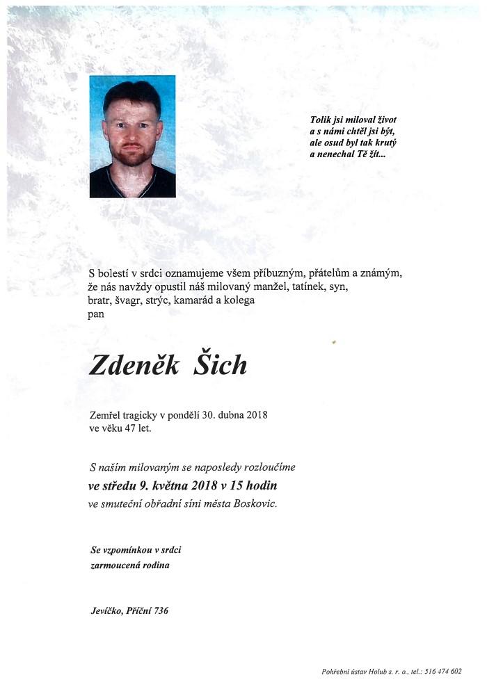 Zdeněk Šich