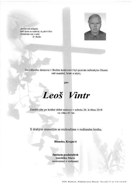 Leoš Vintr