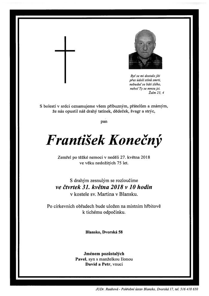 František Konečný