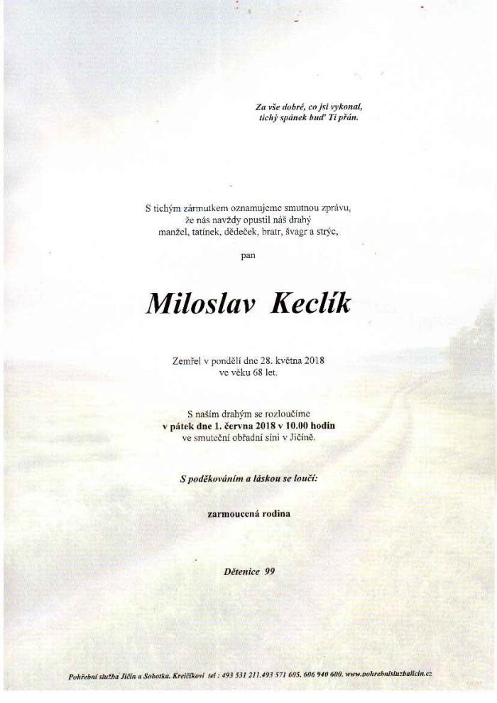 Miloslav Keclík