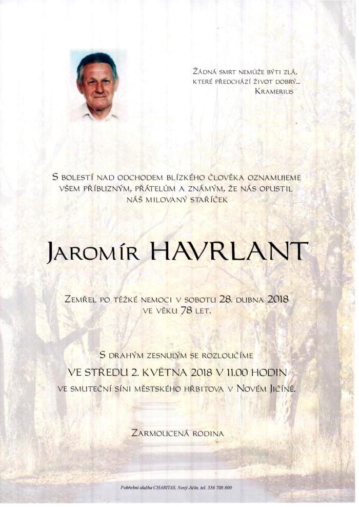 Jaromír Havrlant