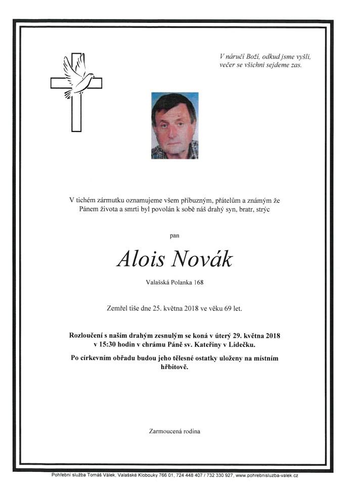 Alois Novák