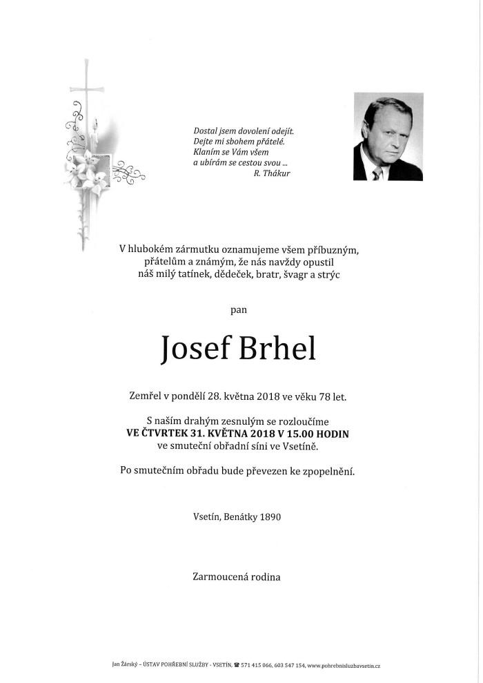 Josef Brhel