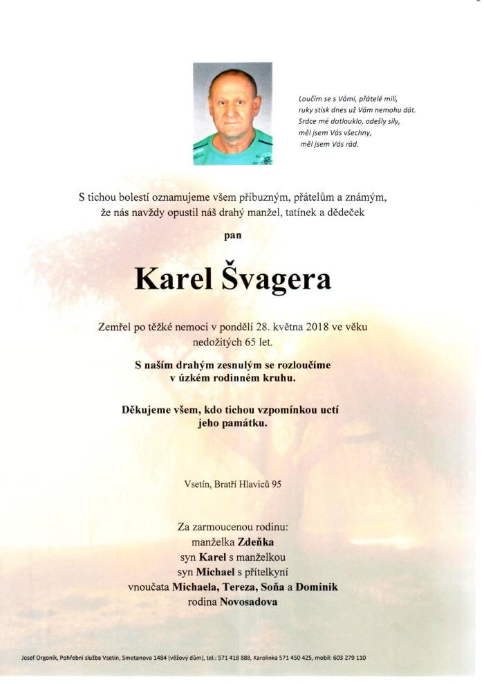 Karel Švagera