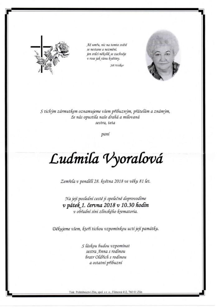 Ludmila Vyoralová