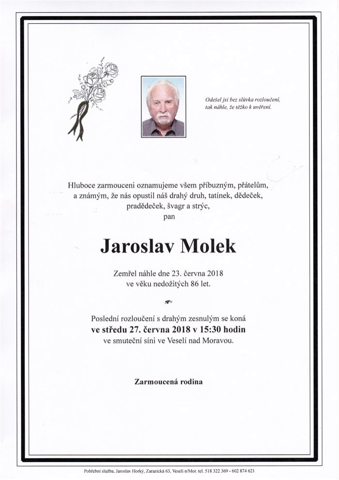 Jaroslav Molek